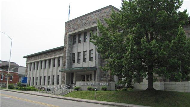 Palais de justice de Rimouski