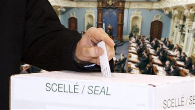 Élections au Québec en 2008