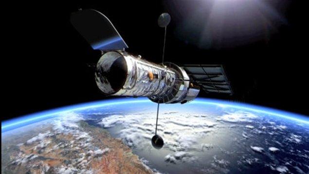 Le télescope spacial «Hubble»