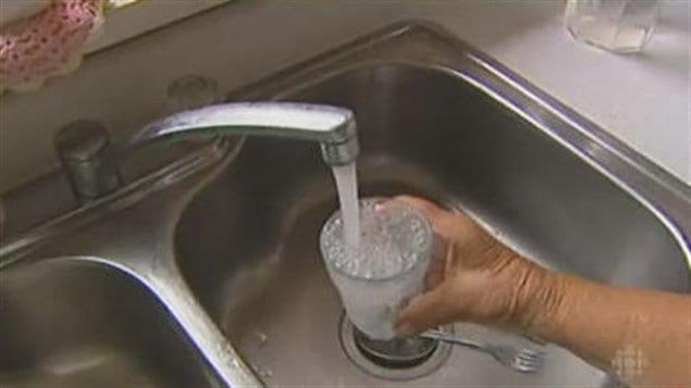 L'eau des puits est contaminée dans la région d'Entre-les-Lacs.