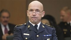 Bob Paulson, le commissaire de la GRC