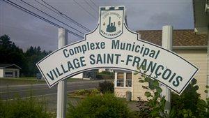 Le village de Saint-François-de-Madawaska