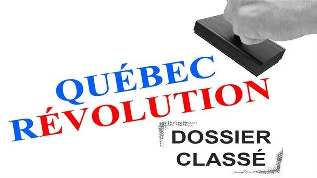 Logo du parti Québec - Révolution démocratique