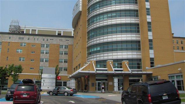 Centre hospitalier régional de Rimouski