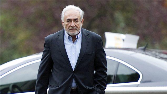 L'affaire DSK serait un complot, selon certains conspirationnistes |© Miguel Medina / AFP