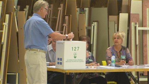 Bureau de scrutin
