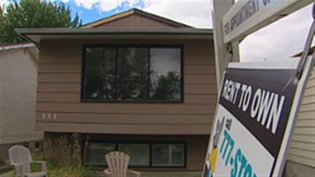 La location de maison avec option d 39 achat en hausse for Achat maison canada