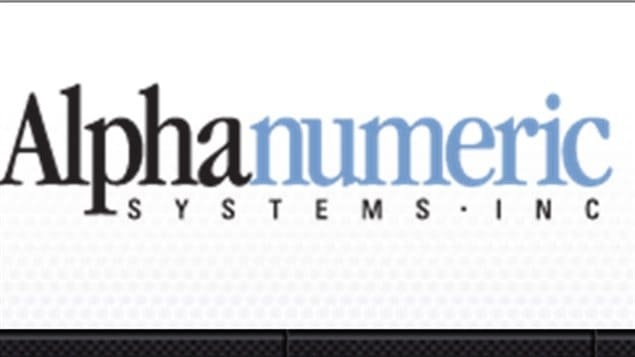 Logo d'Alphanumeric System.