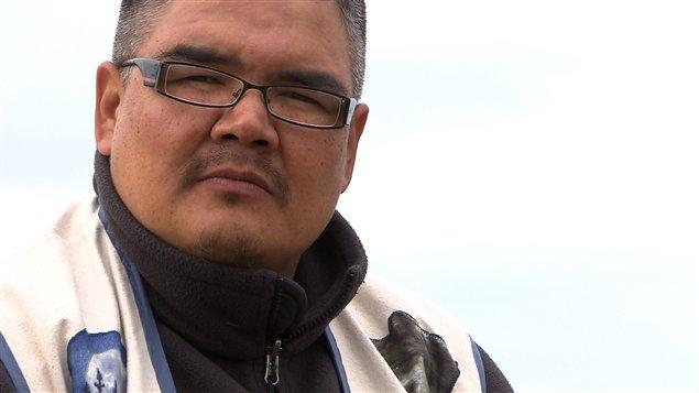 Le chef du conseil de bande de la communauté innue de Natashquan