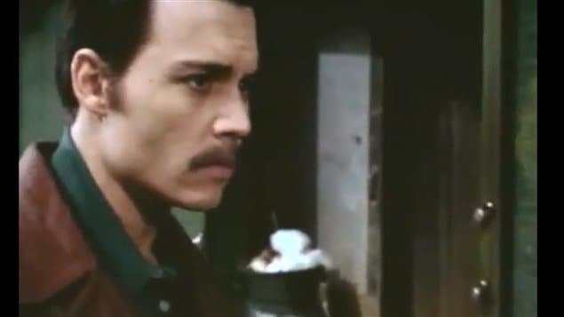 Johnny Depp en Donnie Brasco