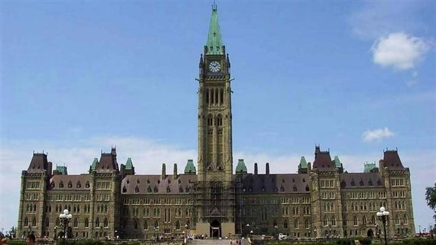 Parlement d'Ottawa reprise des travaux