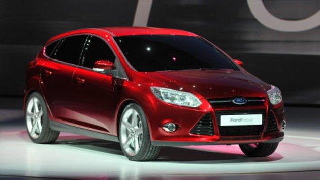 La nouvelle Ford Focus a contribué à la renaissance du constructeur américain.
