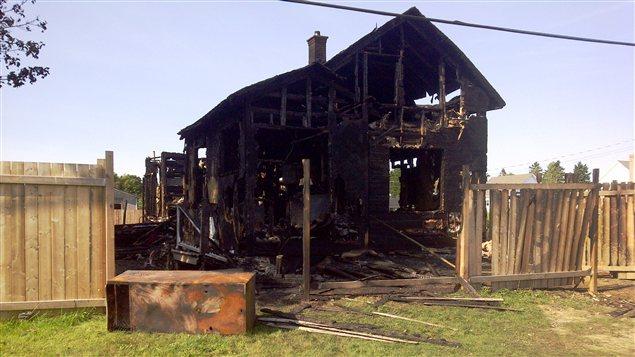 Tracadie sheila boulevers e par la mort d 39 une fillette ici radio - Nouvelle maison de sheila ...