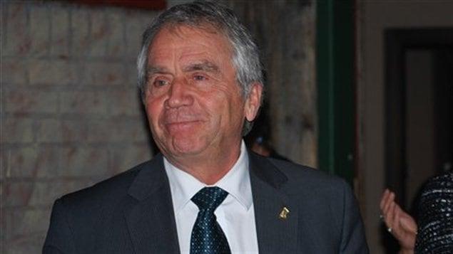 Le député d'Abitibi-Ouest, François Gendron