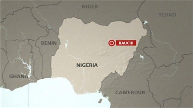 Une église de Bauchi a été visée par un attentat-suicide, dimanche.