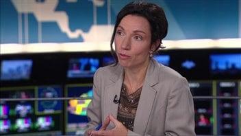 La ministre des Ressources naturelles, Martine Ouellet