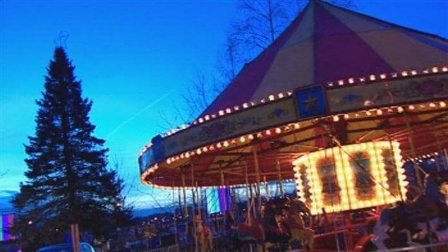 Le Marché de Noël de Sherbrooke