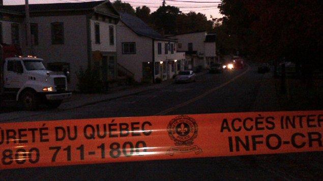 Un homme aurait été battu à mort à Lac-Brome la nuit dernière.