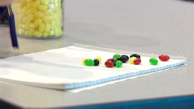 Modèle qui a inspiré le projet de vote par internet Jelly Beans à Edmonton