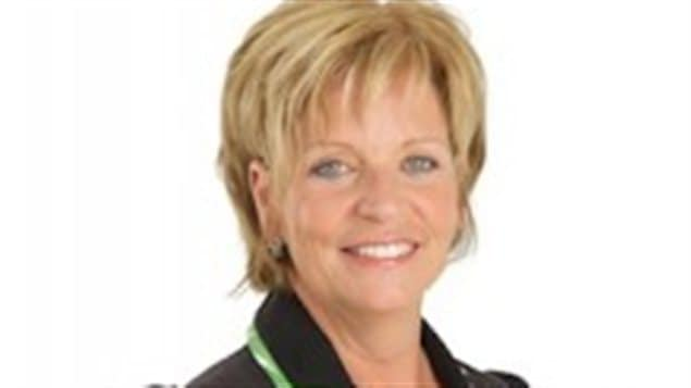 La députée caquiste de Groulx, Hélène Daneault.