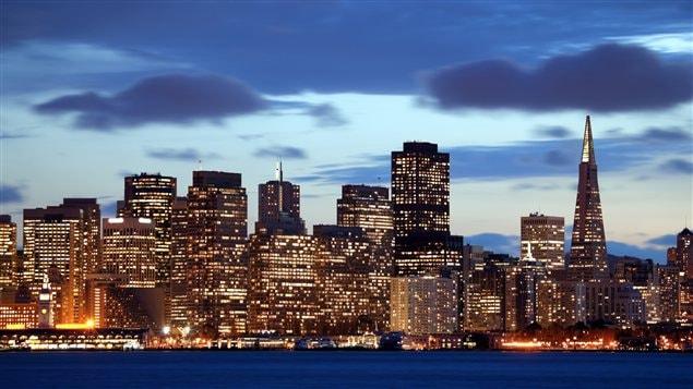 San Francisco au coucher du soleil |© iStock