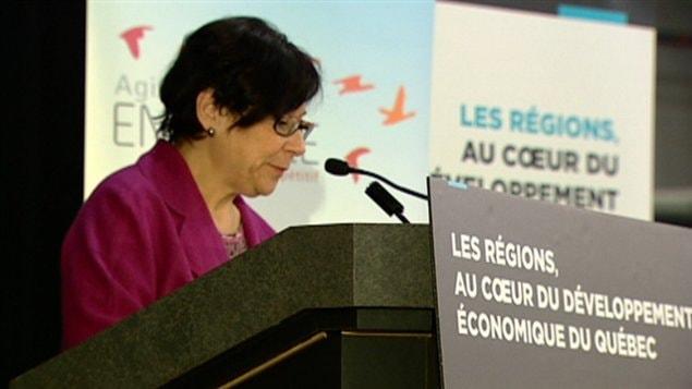 La ministre laine zaka b rencontre des investisseurs de l for Chambre de commerce outaouais