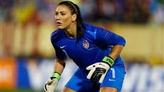 Hope Solo met fin à sa saison à Seattle