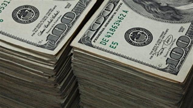 Billets de banque américains