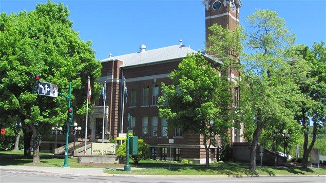 Hôtel de Ville de Rivière-du-Loup
