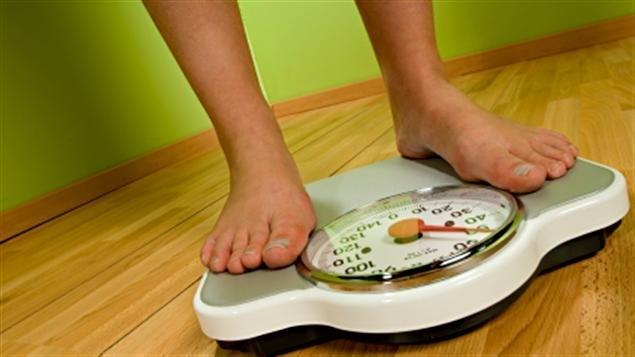 Un pèse-personne