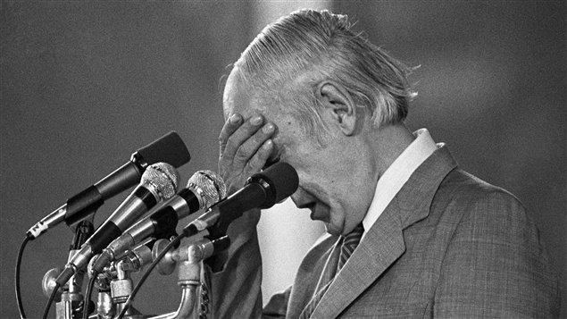 Après la défaite lors du référendum de 1980