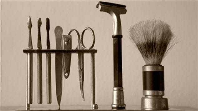 Accessoires de barbier