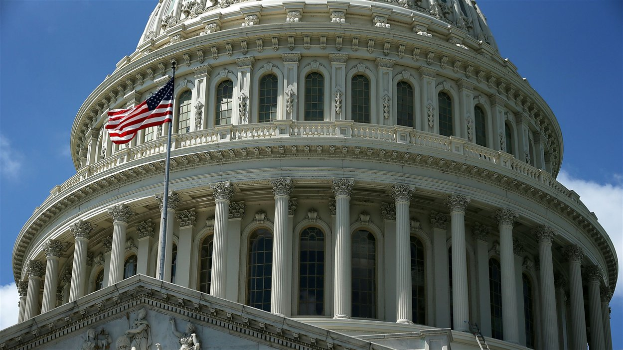 Le Capitole de Washington D.C.