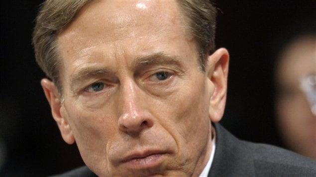 David Petraeus, directeur de la CIA
