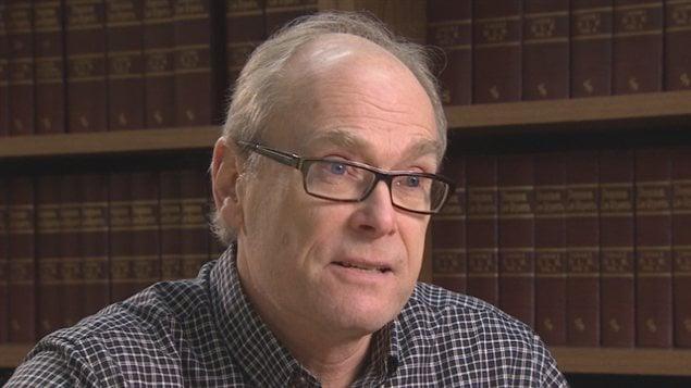 Rick Moore a défendu son fils devant la Cour suprême du Canada