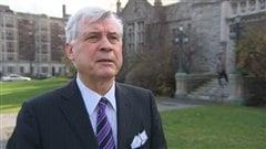 Le maire de Westmount quitte la Commission sur les finances et l'administration de Montréal