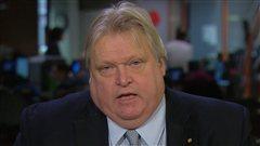 Gaétan Barette, président de la Fédération des médecins spécialistes du Québec
