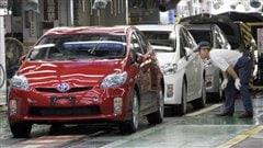 Toyota rappelle 1,4million de voitures
