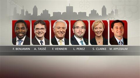 Des démissions d'Union Montréal