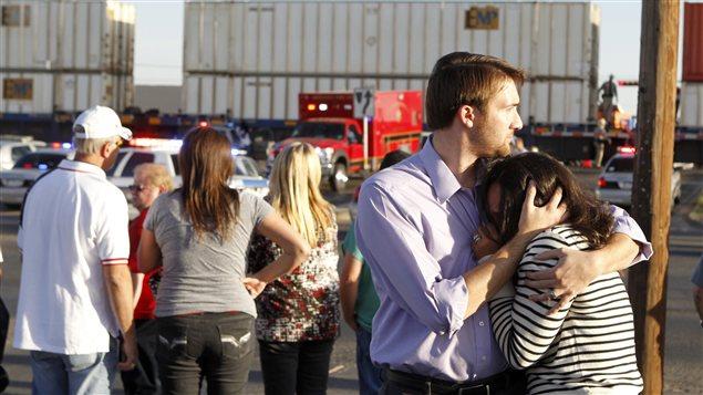 Le drame a eu lieu à San Angelo au Texas.