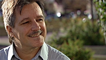 Jean Pageau, père du hockeyeur Jean-Gabriel Pageau.