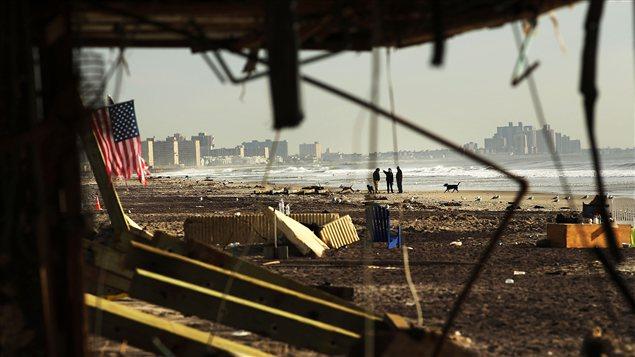 New York après Sandy