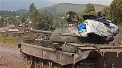 Le Parc national des Virunga en péril