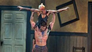 La performance acrobatique de P!nk aux AMA