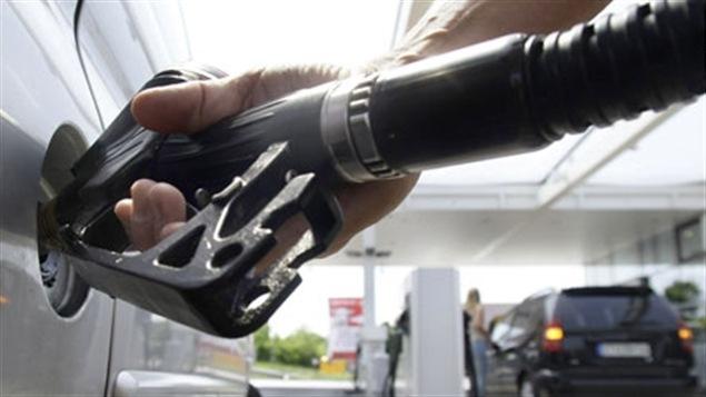pétrole Albertain