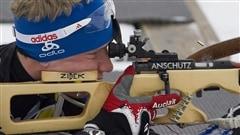 Le Canada s'offre le bronze au relais des mondiaux de biathlon
