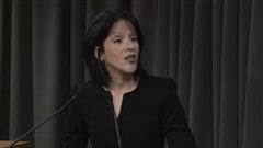 Me Sonia Lebel, procureur en chef de la commission Charbonnea