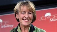 Joyce Murray a lancé sa campagne pour la course à la direction du PLC.