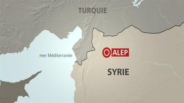 Assaut rebelle pour briser le siège d'Alep, 15 civils tués — Syrie