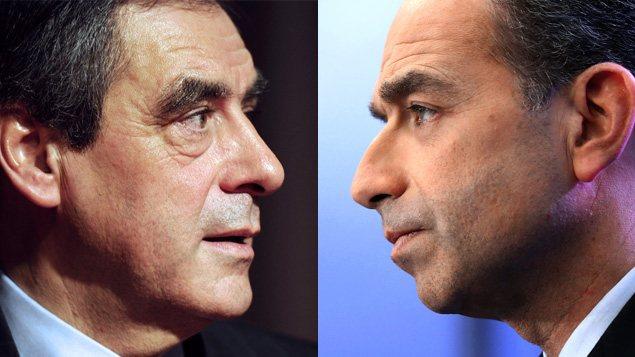 François Fillon et Jean-François Copé